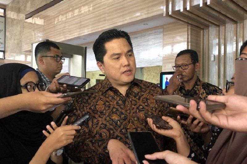 Menteri BUMN Erick Thohir angkat empat staf khusus dari akademisi dan profesional