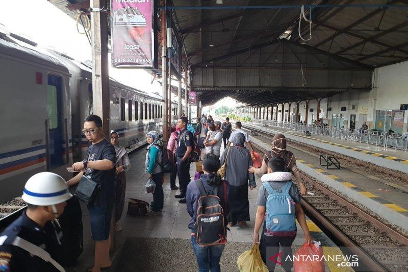 Rute perjalanan kereta api di Stasiun Purwakarta bertambah mulai 1 Desember