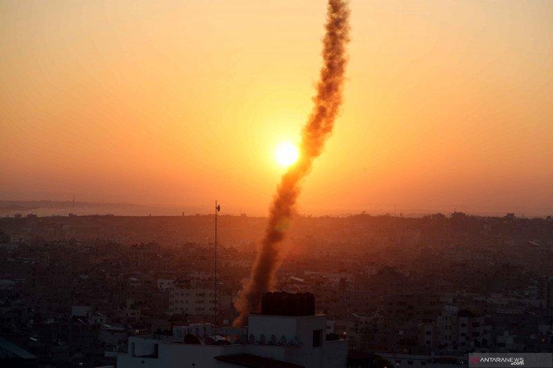 Serangan Israel di Jalur Gaza  menelan korban