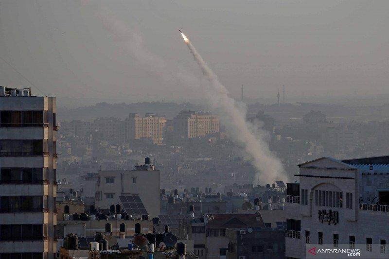 Israel katakan sasar militer Suriah