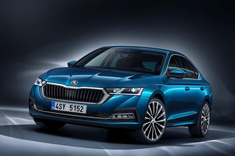 Skoda Auto luncurkan mobil tipe Octavia baru