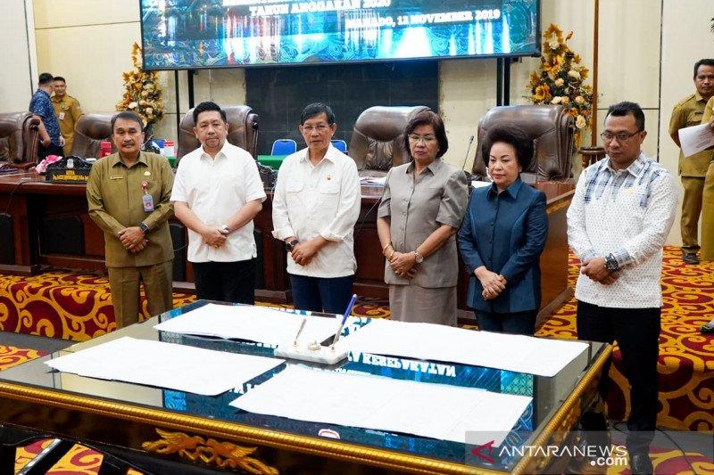 DPRD-Pemkot Manado sepakati KUA-PPAS 2020
