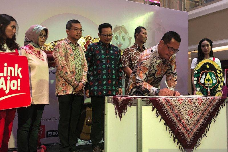 Disperindag Yogyakarta intensifkan sosialisasi pembayaran retribusi pasar nontunai