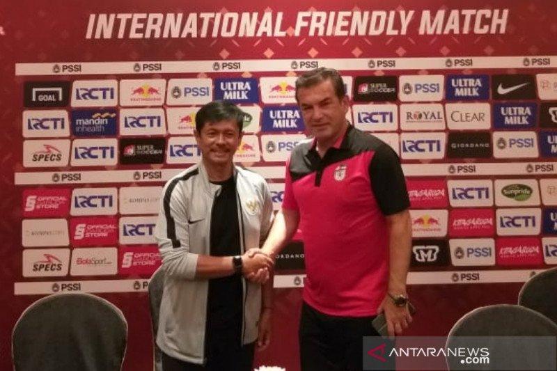 Timnas U-22 Indonesia kontra Iran berakhir imbang 1-1