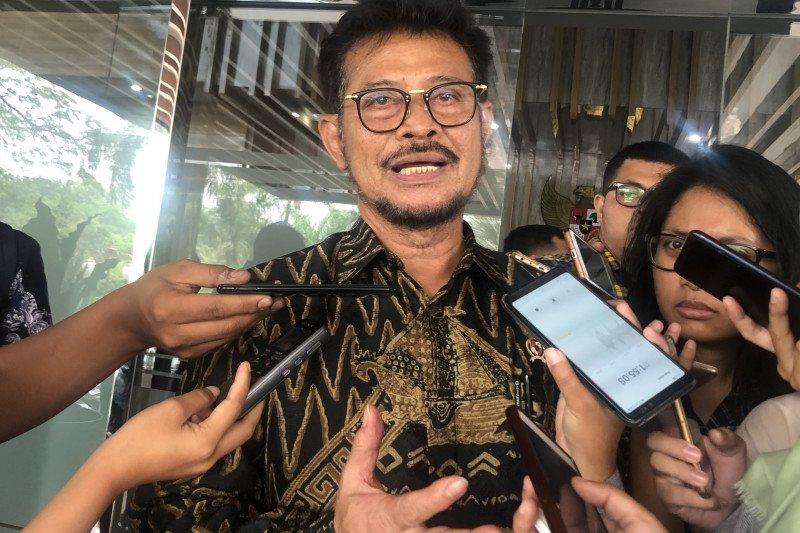 Menteri Pertanian akan permudah petani dapatkan KUR