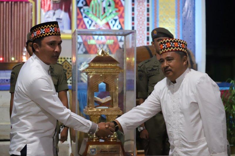 Bupati Lampung Barat buka MTQ ke 23