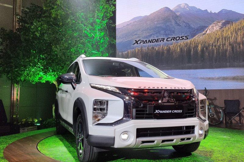 Mitsubishi luncurkan tipe Xpander Cross
