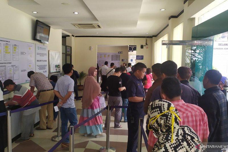 Sebanyak 3,4 juta jiwa warga Sumut belum terdaftar di  BPJS Kesehatan