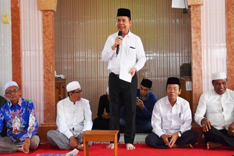 Bupati Kapuas bangga pendidikan Al Qur'an diajarkan sejak dini