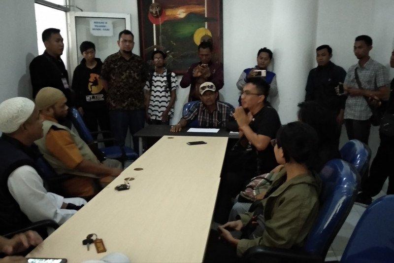 Klub Nonton Lampung tidak bermaksud kampanye LGBT