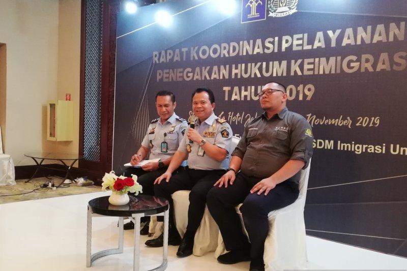 Dirjen: Imigrasi tidak  berwenang larang Habib Rizieq pulang Indonesia