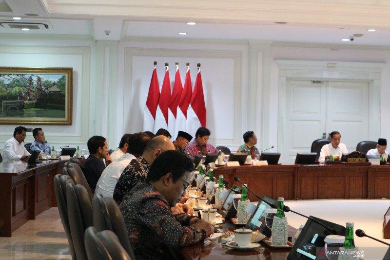 Presiden Jokowi minta program Kartu Pra-Kerja diluncurkan pekan ini