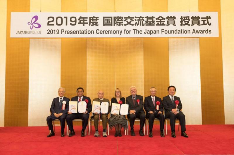 """PERSADA"" raih ""Japan Foundation Awards"" 2019"
