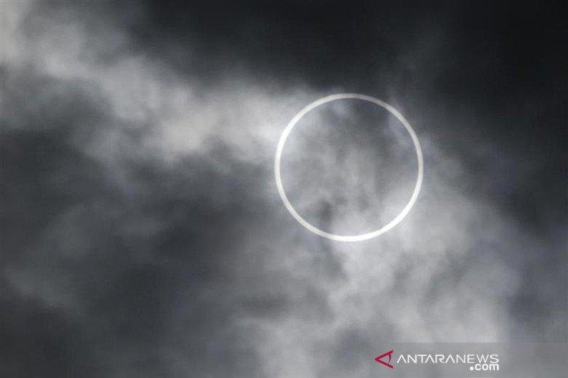 Siap-siap mengamati gerhana matahari cincin