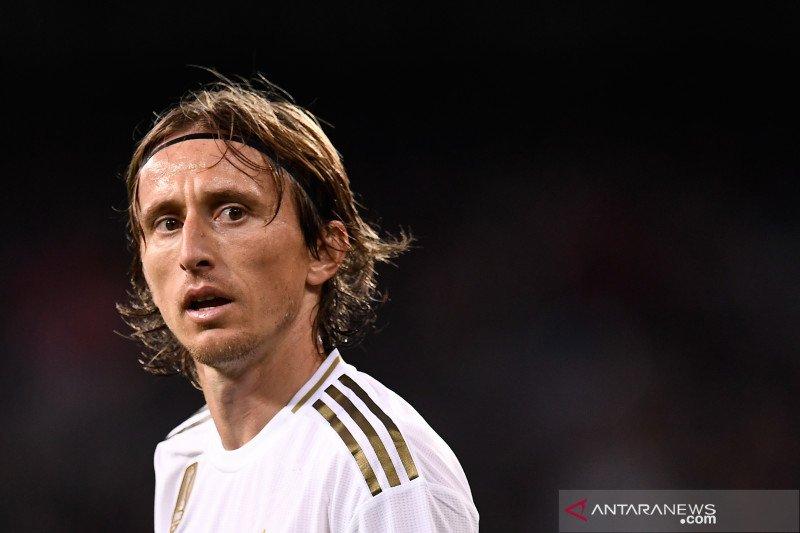 Luka Modric minat bermain di Italia