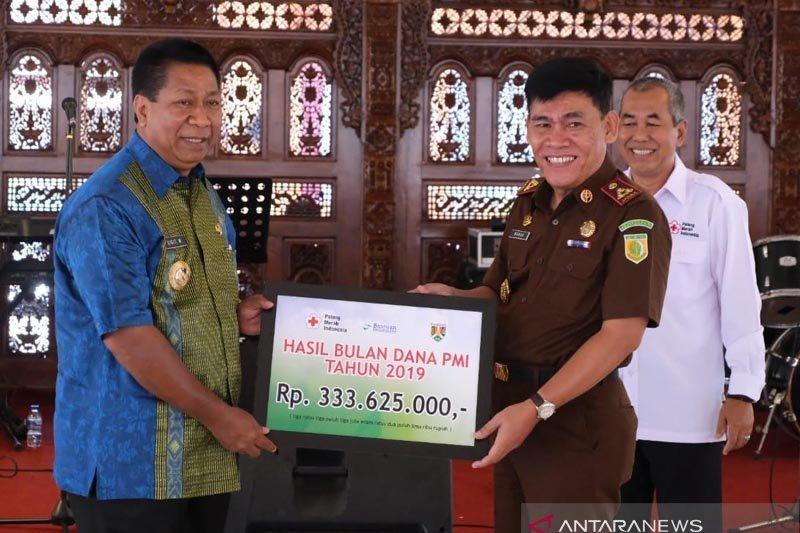 Bulan Dana, capaian PMI 2019 Kota Magelang lampaui target