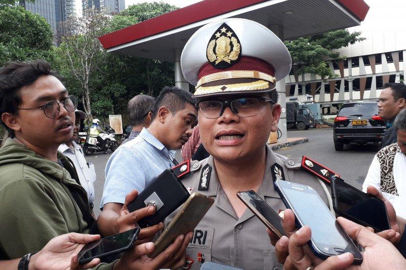 Polisi: Penabrak Grabwheels di Senayan akibat terpengaruh minuman keras