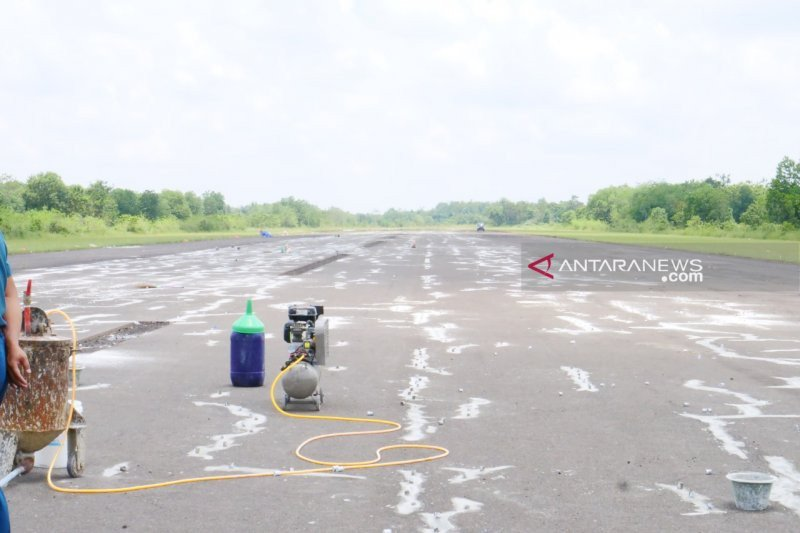 Bandara Gatot Subroto dapat kucuran APBN Rp20 miliar pada tahun 2020