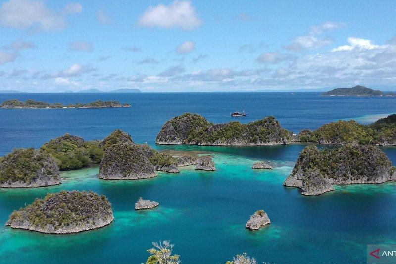 Indonesia akan pasang prasasti di perbatasan Raja Ampat dengan Republik Palau