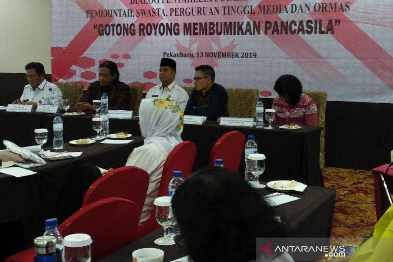 BPIP apresiasi kontribusi tokoh Riau untuk penguatan Indonesia