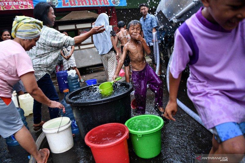 Hari jadi dan krisis air Ibu Kota