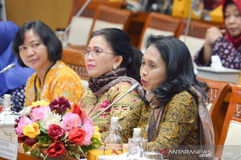 Menteri PPPA: Partisipasi kerja perempuan masih rendah