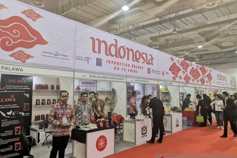 Sebanyak 32 perusahaan Indonesia ikut pameran makanan di Ningbo China