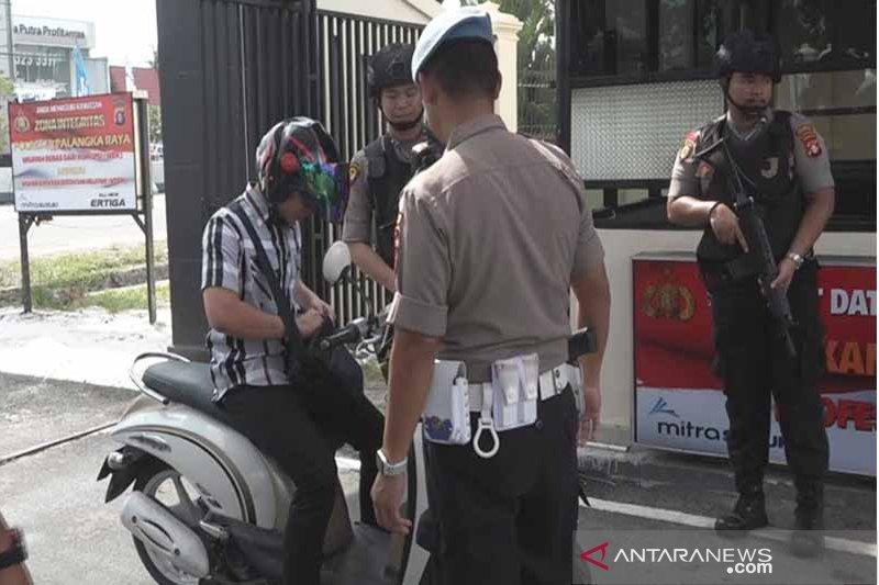 Polresta Palangka Raya siaga pasca bom bunuh diri di Polrestabes Medan