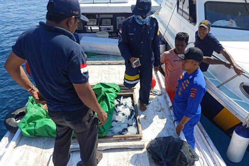 DKP NTT gelar operasi pengawasan perairan