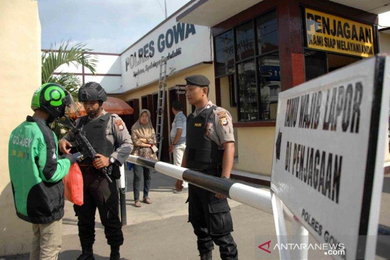 Pengamanan pasca bom bunuh diri