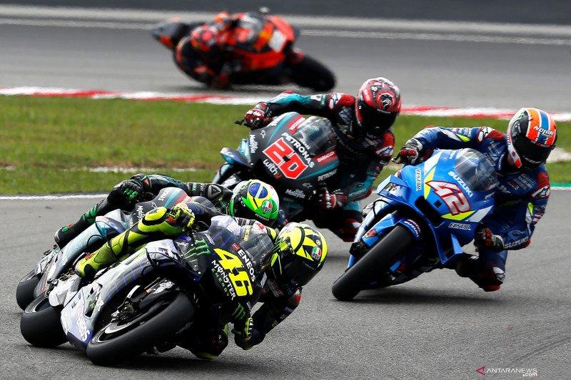 Balapan MotoGP Hungaria akan dimulai pada 2022