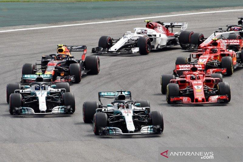 Statistik Grand Prix ke-47 di Brasil