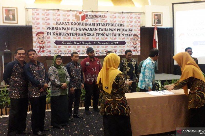Bawaslu Bangka Tengah nyatakan data pemilih pemicu masalah