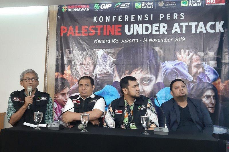 ACT kecam keras serangan Israel yang tewaskan 32 warga Gaza