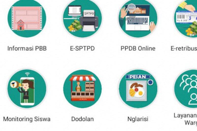 Seluruh SMP Yogyakarta menggunakan aplikasi monitoring siswa akhir tahun