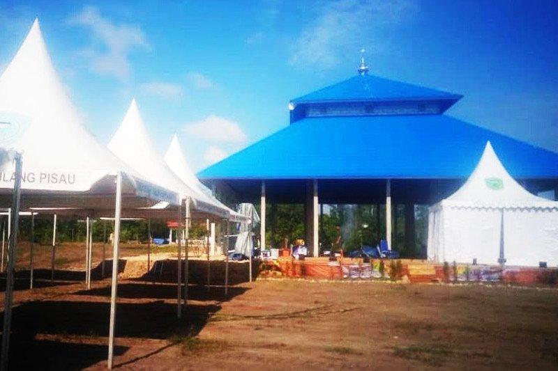 Persiapan MTQ tingkat Kabupaten Pulpis capai 90 persen
