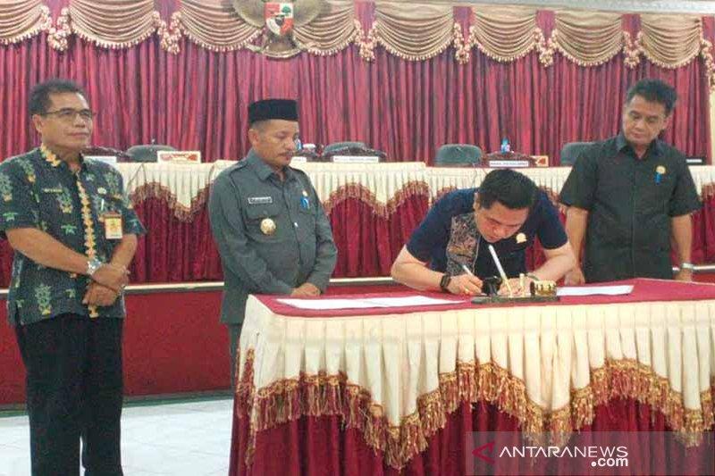 DPRD Bartim setujui 17 raperda masuk program legislasi daerah