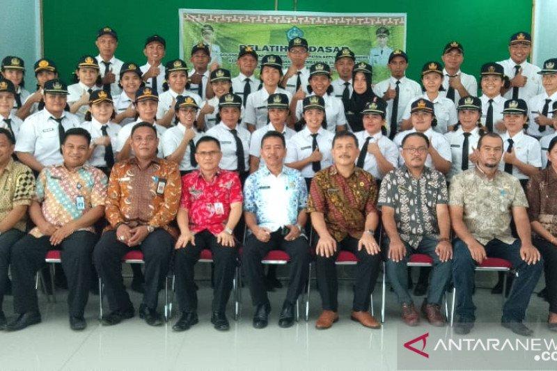 77 CPNS Pemkab Sangihe selesai ikuti pelatihan dasar