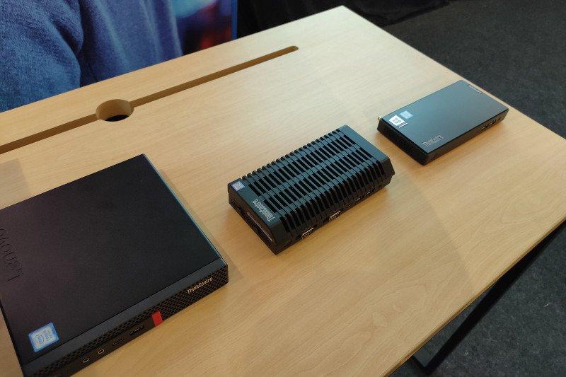 Lenovo rilis produk terbaru dengan desktop terkecil di dunia