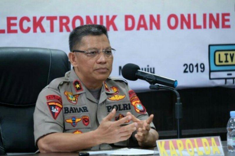Kapolda Sulbar harap insiden di Medan tidak disebar