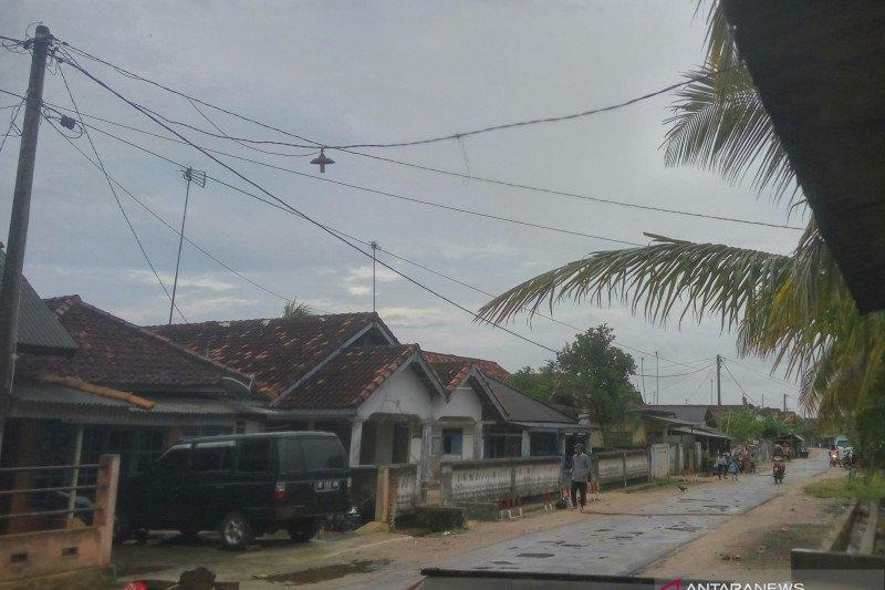 Lampung Timur mulai diguyur hujan
