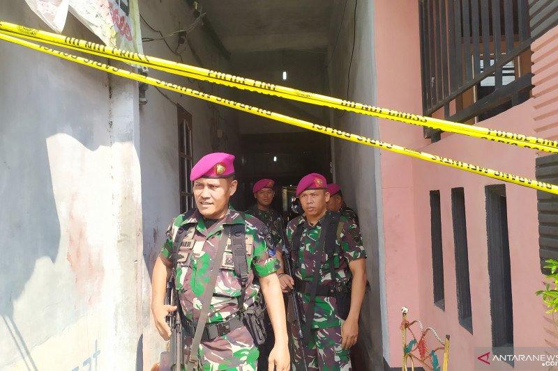 Bom Medan, Polisi geledah rumah pimpinan pengajian RMN