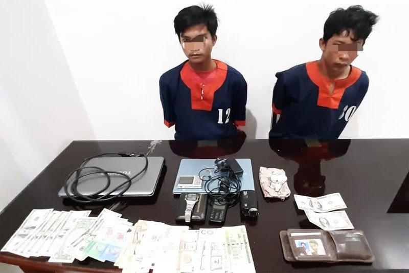 Polisi tangkap pencuri sejumlah uang asing milik ASN di Muara Teweh