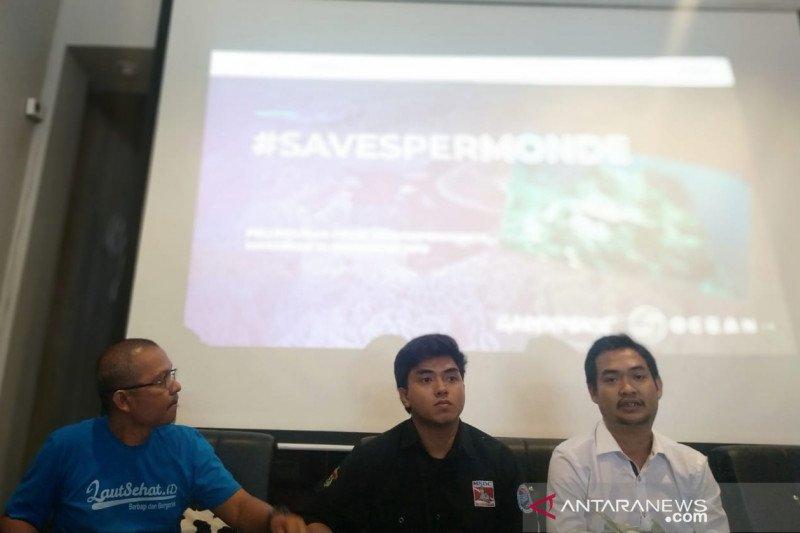 Pemerintah diminta turun tangan cegah kerusakan Spermonde
