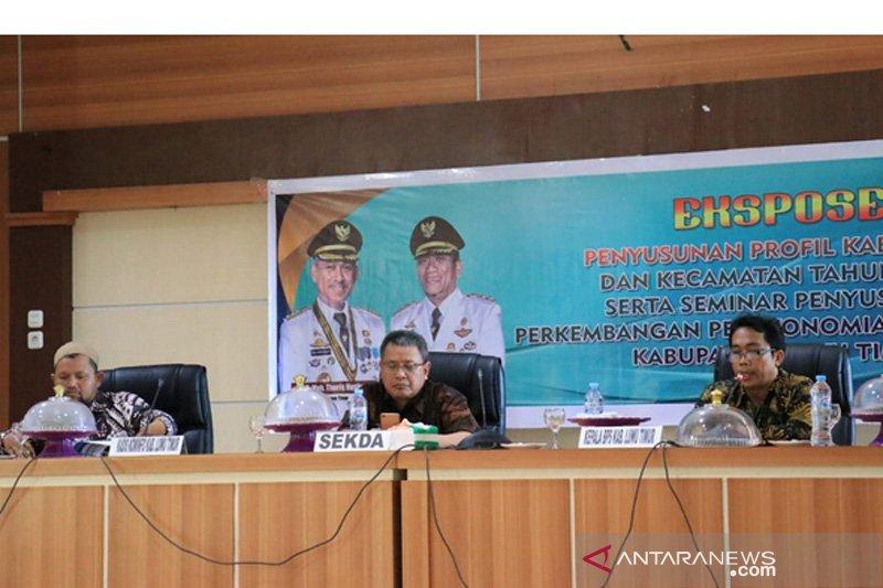 Pemkab Lutim ekspose profil kabupaten dan kecamatan 2019