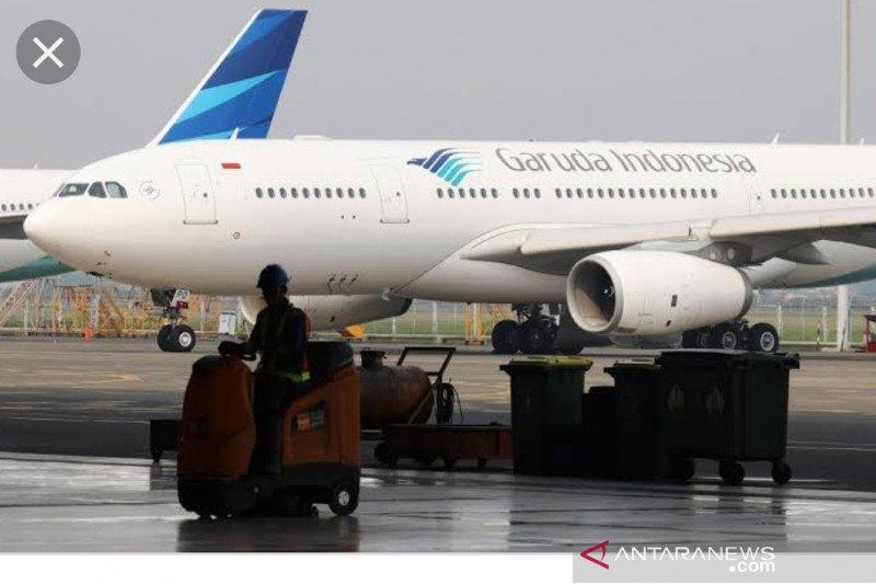 Garuda Indonesia tingkatkan bisnis dukung kembangkan pariwisata Sulut