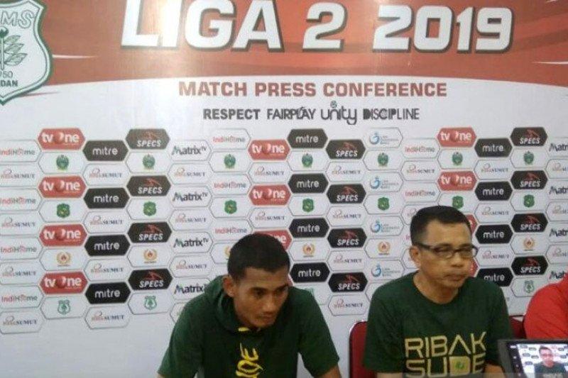 PSMS Medan tundukkan Martafura FC 2-1
