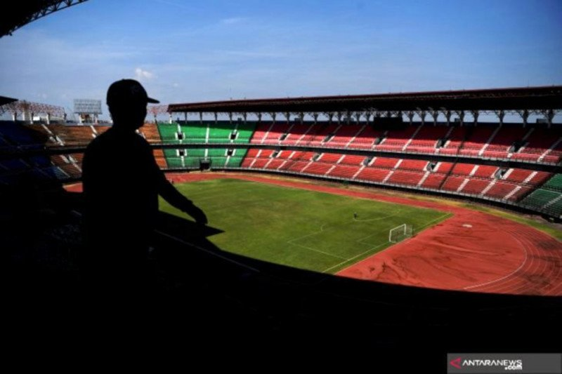 Jelang Piala Dunia U-20, anggaran pembenahan Stadion GBT ditambah