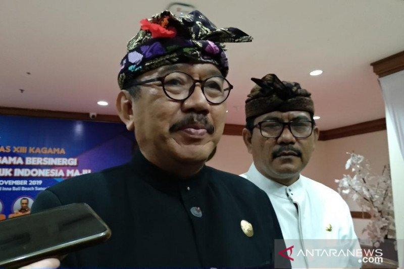 Wagub Bali minta masyarakat waspadai pendatang