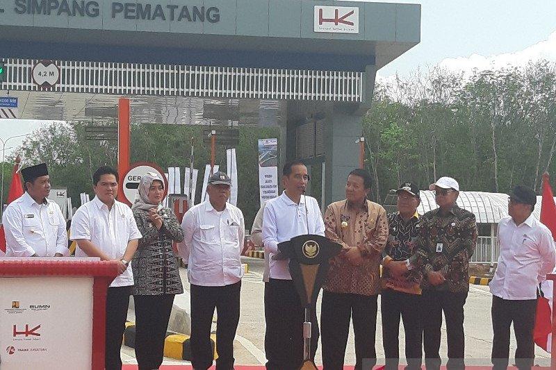 HK targetkan 2024 Lampung-Aceh terhubung